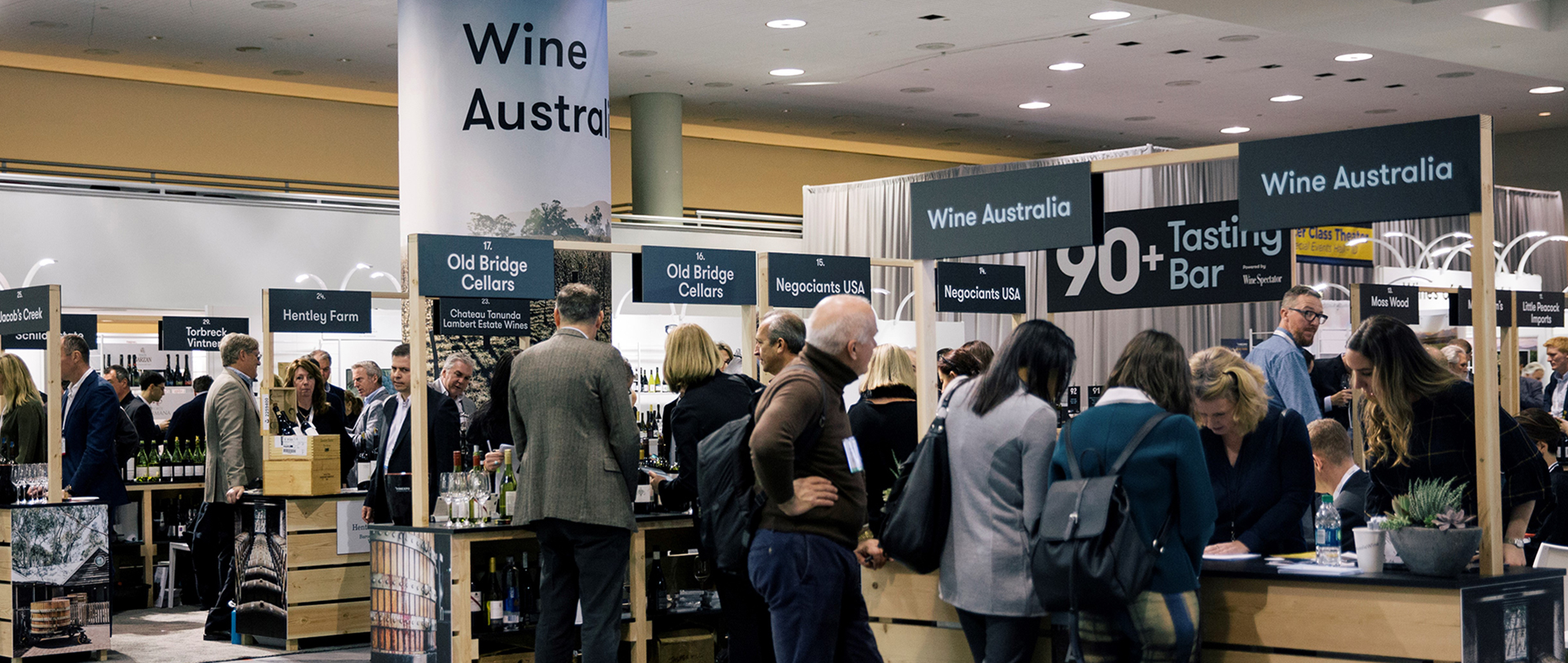 Wine Australia Marketing programs