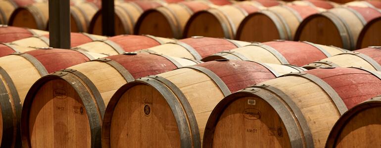 Where does Australian wine attract preferential tariffs